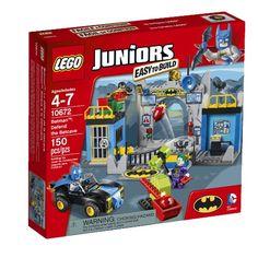 LEGO Juniors 10672 Batman: Defend the Bat Cave LEGO Juniors