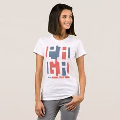 Discover a world of laughter with funny t-shirts at Zazzle! Tickle funny bones with side-splitting shirts & t-shirt designs. Laugh out loud with Zazzle today! Love T Shirt, Shirt Style, American Apparel, Girls Wardrobe, Tee Shirts, Tees, Funny Shirts, Slogan Tee, Comfy Casual