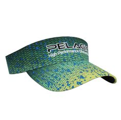 Pelagic - Dorado Visor-Green