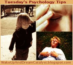 Tuesday's #Psychology Tips: Do You Take Your Anxiety Out On Your Stomach, Head or Neck? Here's an expanded answer to a #HealthTap question with some ways to help stop taking your emotions out on your body….