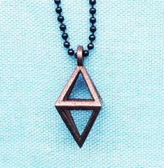 Piramide-Zwart van Nieuwerwetsdesign op Etsy