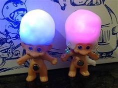 troll doll light