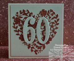 Lady & the Stamp: Chrissie's 60th