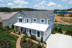 The House Walters Homes Sailfish Model Oxford Blue