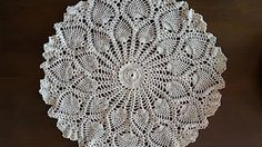 How To Make A Beautiful Crochet Doily - DIY Tutorial - Guidecentral - YouTube