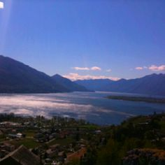 Sunday afternoon in Locarno