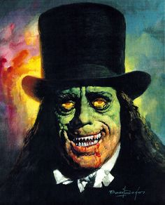 London After Midnight - Basil Gogos