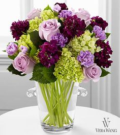 The FTD® Eloquent™ Bouquet by Vera Wang- Deluxe
