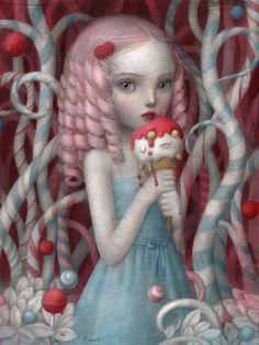 Сказки глазами Николетты - Ярмарка Мастеров - ручная работа, handmade