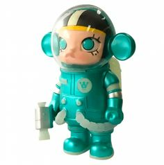 SPACE MOLLY Seaweed BTS Edition Kennyswork Kenny Wong | The Toy Chronicle