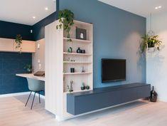 Tv Options, Interior Architecture, Interior Design, Built In Cabinets, Tv Unit, Living Room Interior, Interior Inspiration, Home Office, Shelving
