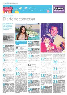 """Diario El Observador """"El Arte de conversar """""""