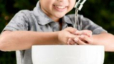 Teaching Your Kids to Save Water #water #saving #save #parenting