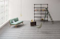 Bolon Flow Shell flooring