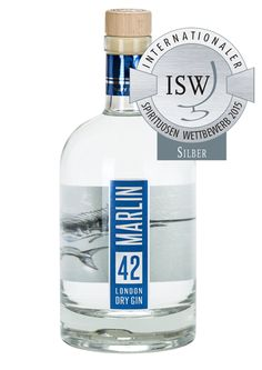 NAVY SPIRITS ORCA 47 London Dry Gin #marlin42 #navyspirits