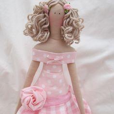 Tilda Doll - Pink