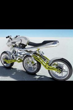 Future motorbike!