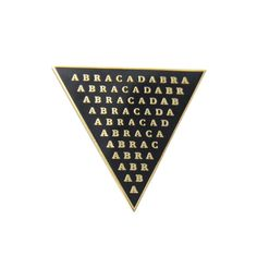 'ABRACADABRA' Pin – Gimme Flair