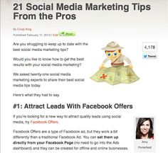 Read these popular articles on Social Media Examiner to improve your marketing.