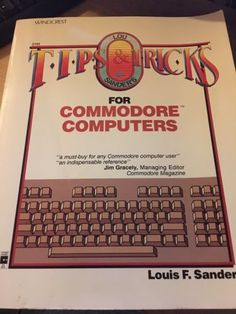 LOT-OF-12-COMMODORE-64-128-BOOKS-and-Manuals-Lot-2