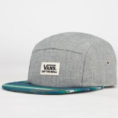 VANS Jaspar Camper 5 Panel Hat