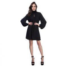Muito Fôfo Gostaram ?   Vestido Fluído Gola Diferenciada  COMPRE AQUI!  http://imaginariodamulher.com.br/look/?go=2d9ZRKY  #comprinhas #modafeminina#modafashion  #tendencia #modaonline #moda #instamoda #lookfashion #blogdemoda #imaginariodamulher