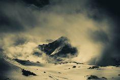 Stratus MMM  Stratuswolken auf 3000m über N.N. rund um den Mölltaler Gletscher