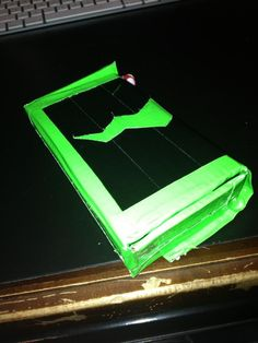 Total of 5 peices of card board for rigid structure, and can fit a 3DS or a DSi. I used some Velcro for closure.