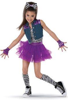 Tux EVENING SHADE Competition Dance Costume Jazz Tap Child Medium /& Large