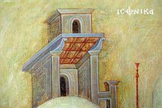 畫布上 Religious Icons, Religious Art, Life Of Christ, Byzantine Art, Orthodox Icons, Art And Architecture, Trinidad, Castle, Bergen