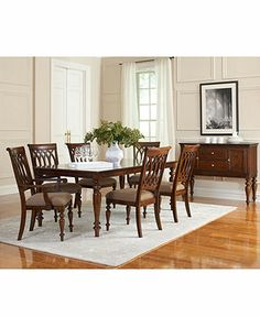 Edinburgh pedestal dining collection jcpenney on sale for Dining room jcpenney