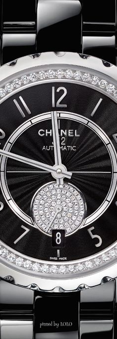 Chanel, here are a few of my Fave Chanel Watches;-))