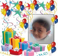 Feliz Cumpleaños Mi Sobrino Hermoso... :*
