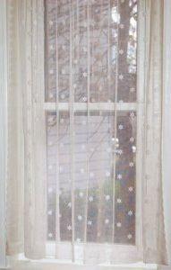 Stars Scottish Lace Curtains #home #decor #curtains http://decoratingwithlaceoutlet.com/Stars_Scottish_Cotton_Lace_Curtains.asp