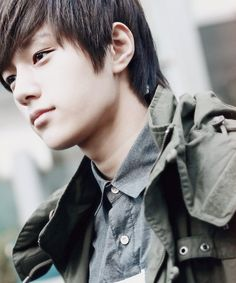 Infinite L (myungsoo) Hyun Soo, Kim Myungsoo, L Infinite, Woollim Entertainment, Korean Men, Man In Love, Asian Boys, Girls Generation, Korean Singer