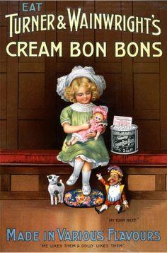 Turner & Wainwright's Cream Bon-Bons