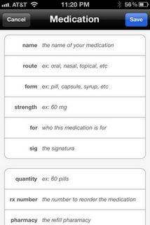 RxmindMe - an app every doctor should prescribe