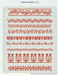 Thrilling Designing Your Own Cross Stitch Embroidery Patterns Ideas. Exhilarating Designing Your Own Cross Stitch Embroidery Patterns Ideas. Cross Stitch Borders, Crochet Borders, Cross Stitch Samplers, Cross Stitch Charts, Cross Stitch Designs, Cross Stitching, Cross Stitch Embroidery, Cross Stitch Patterns, Knitting Charts