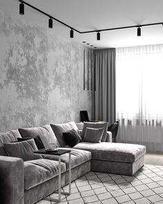 54 minimalist living room interior ideas … – Do it yourself Home Room Design, Home Interior Design, Interior Ideas, Apartment Interior, Room Interior, Living Room Tv Unit Designs, Ikea Living Room, Living Rooms, Living Room Lighting