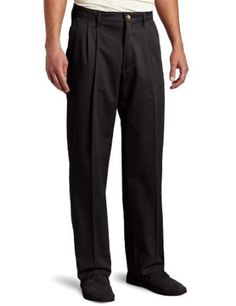 Lee Men's Big-Tall Custom Fit Relaxed Pleated Pant Price: $39.90 & FREE Shipping. Details You Save: $22.10 (35%)