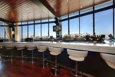 bar at West