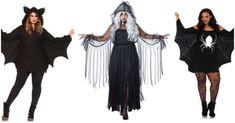 +40 plus size kostumer til Halloween. Find dit helt egen uhyggelige Halloween kostume i XL-XXXXL