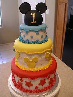 25 amazing Disney cakes