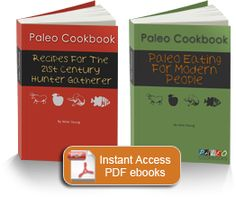 8 Recipe Categories  Paleo recipes under the following categories will excite your taste-buds and have you cooking an easy three course meal:  - Snacks  - Meat  - Chicken  - Fish and Seafood  - Soups  - Salads  - Omellettes  - Desserts