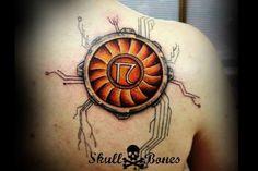 Core #core #coretattoo #skullnbones #skullnbonestattoo