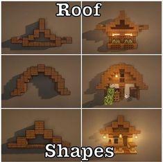 Minecraft Bauwerke, Minecraft Welten, Cute Minecraft Houses, Minecraft Medieval, Minecraft House Designs, Amazing Minecraft, Minecraft Tutorial, Minecraft Blueprints, Minecraft Crafts