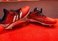 sports shoes 94297 9c688 Adidas adiZero Afterburner V Cleats .