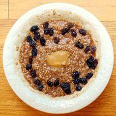 11 Oat recipes - Mocha oatmeal