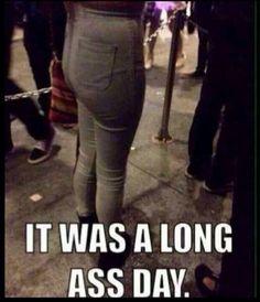 Major mom butt