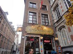 Poechenellekelder, Brussels  Brewery/Pub (also see best La Mort Subite)